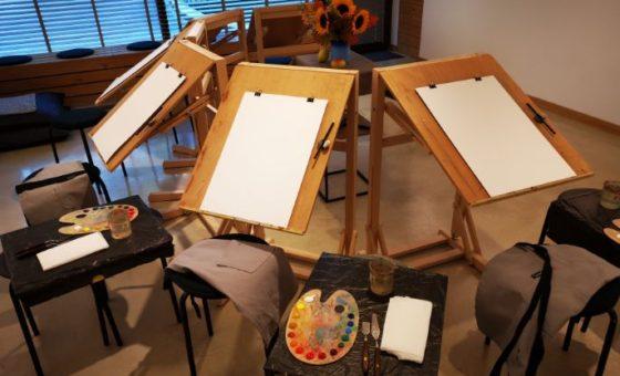Подготвителна група за кандидатстване в художествени училища